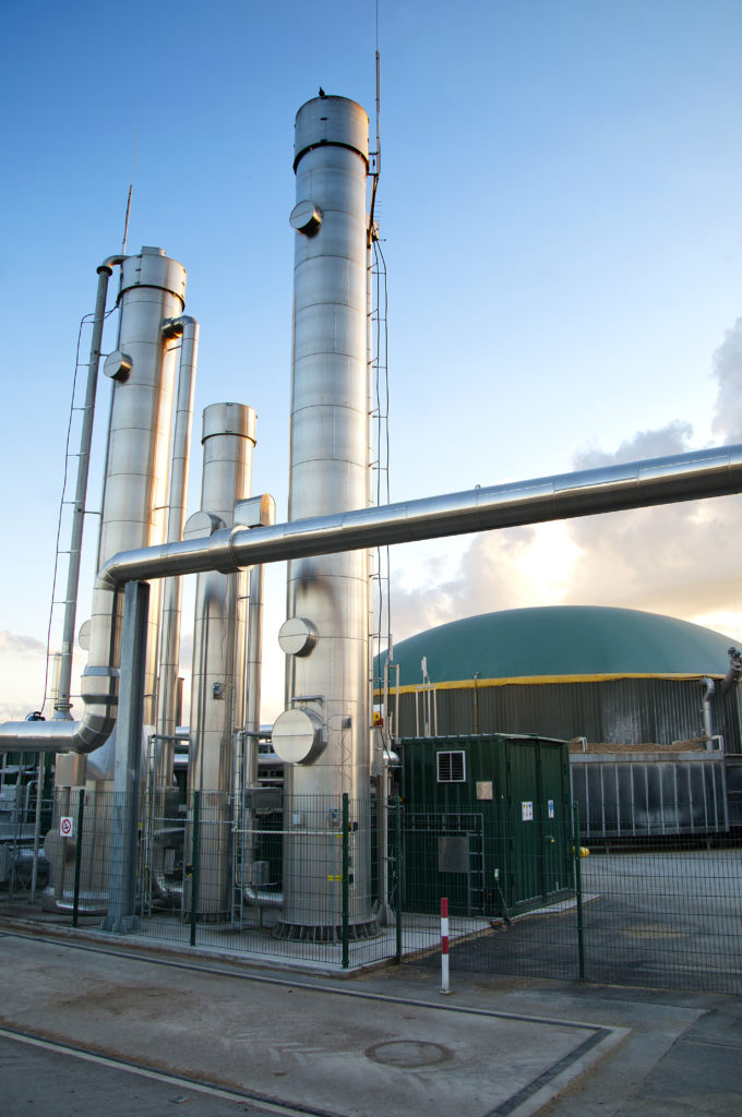 emissioni biogas